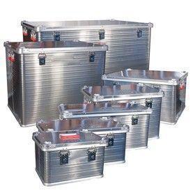 Aluminiumlådor