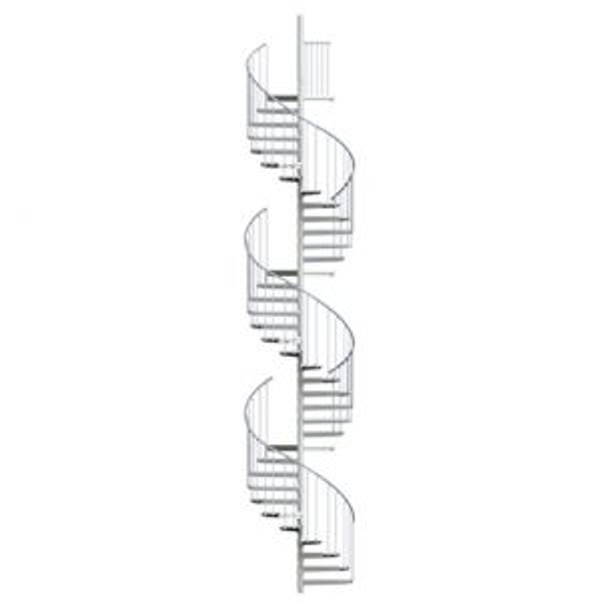 Scalant Spiraltrappa XXL (Max 8,3m)