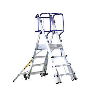 Svelt Arbetsplattform TeleFly SAP teleskopisk